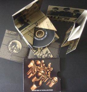 rolling stones rolled gold cd