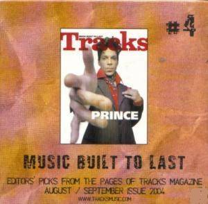 Cover - Mahala Raï Banda Vs. Shantel: Tracks Music Volume 4 •  Music From The Pages Of Tracks Magazine Aug / Sept 2004 Issue