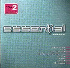 Cover - Louchie Lou & Michie One: Essential Sounds CD#2