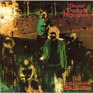 The Aynsley Dunbar Retaliation: Doctor Dunbar's Prescription - Cover