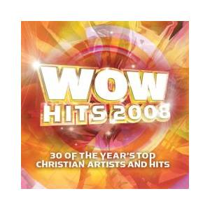 Cover - Sanctus Real: Wow Hits 2008