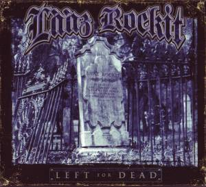 Cover - Lääz Rockit: Left For Dead