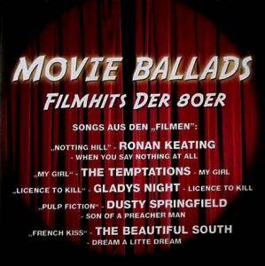movie ballads film hits der 80er cd 2005. Black Bedroom Furniture Sets. Home Design Ideas