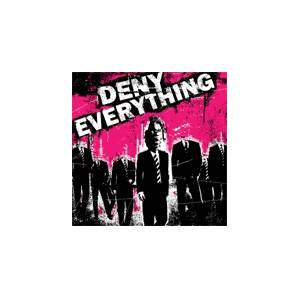 Cover - Deny Everything: Deny Everything