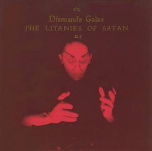 Cover - Diamanda Galás: Litanies Of Satan, The