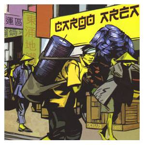 Cover - Heads, The: Ox-Compilation #40: Cargo Area