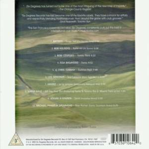 Traveler '02: A Six Degrees Collection (CD) - Bild 3