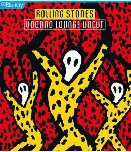Rolling Stones, The: Voodoo Lounge Uncut - Cover