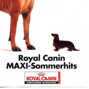 Royal Canin Maxi-Sommerhits - Cover