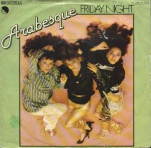 Arabesque: Friday Night - Cover