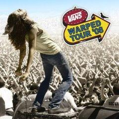 Cover - Various Artists/Sampler: Warped Tour 2008 Compilation