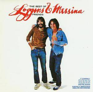 Loggins & Messina: Best Of Friends, The - Cover