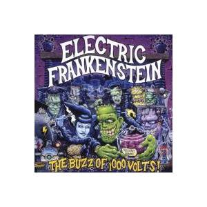 Cover - Electric Frankenstein: Buzz Of 1000 Volts!, The