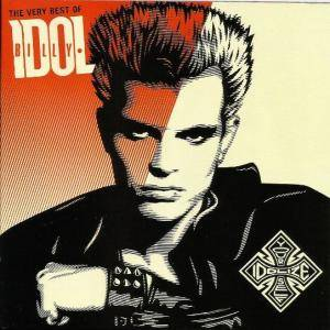 Billy Idol: Very Best Of Billy Idol: Idolize Yourself, The - Cover