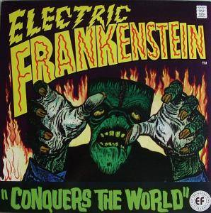 "Cover - Electric Frankenstein: ""Conquers The World"""