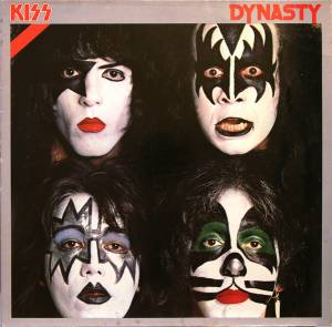 KISS: Dynasty (LP) - Bild 1