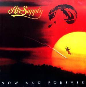 Air Supply: Now And Forever - Cover