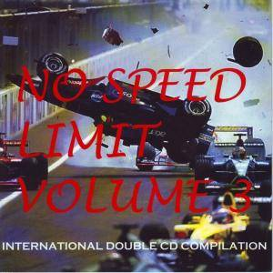 Cover - Hated Principles: No Speed Limit Volume 3 - International Double CD Compilation