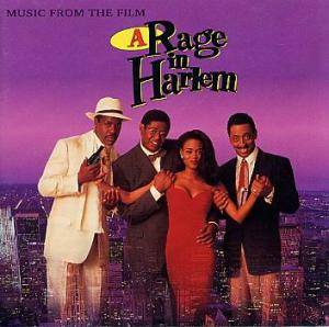 Rage In Harlem, A - Cover