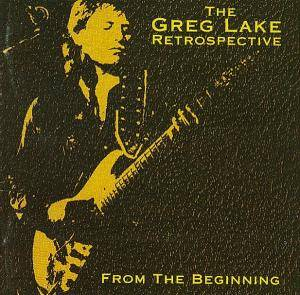 Greg Lake: Retrospective - From The Beginning - Cover