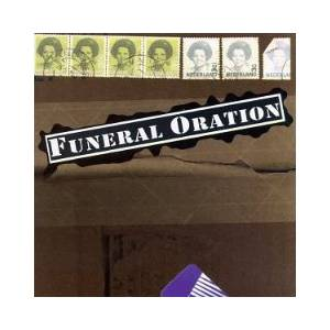 Cover - Funeral Oration: Funeral Oration