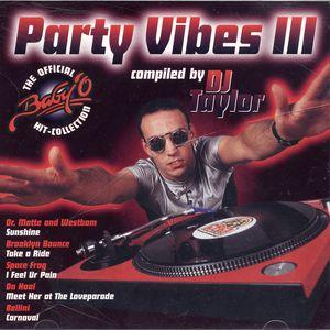 Party Vibers III - Cover