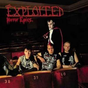 Exploited, The: Horror Epics - Cover