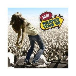 Warped Tour 2008 Compilation - Cover