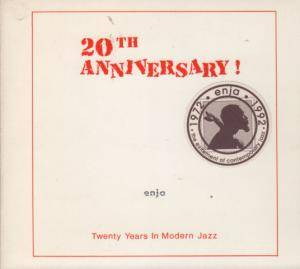 Cover - Bob Degen: Enja - 20th Anniversary!