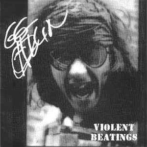 Cover - GG Allin: Violent Beatings