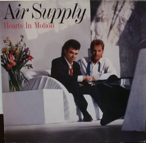 Cover - Air Supply: Hearts In Motion