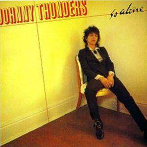 Johnny Thunders: So Alone - Cover