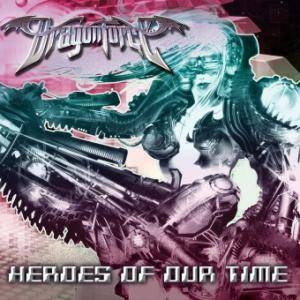 DragonForce: Heroes Of Our Time - Cover