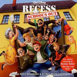 Recess - School's Out - Cover