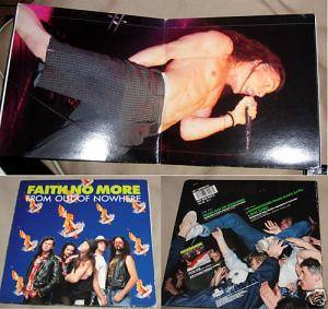 "Faith No More: From Out Of Nowhere (7"") - Bild 2"