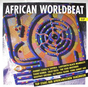 African Worldbeat - Cover