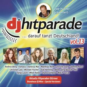 DJ Hitparade Vol. 13 - Cover