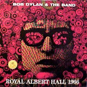 Bob Dylan & The Band: Royal Albert Hall 1966 - Cover