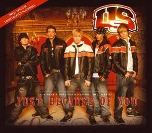 Cover - US5: Just Because Of You