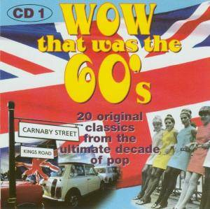 That Was The 60's CD 1 - Cover