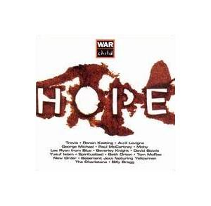 War Child: Hope - Cover