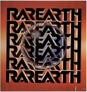 Cover - Rare Earth: Rare Earth