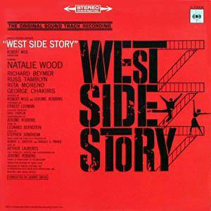 Leonard Bernstein: West Side Story - Cover