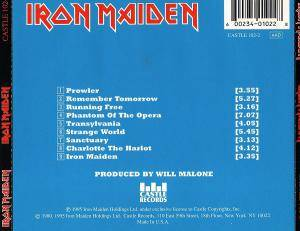 Iron Maiden: Iron Maiden (2-CD) - Bild 2