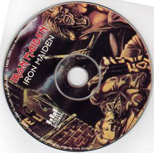 Iron Maiden: Iron Maiden (2-CD) - Bild 3