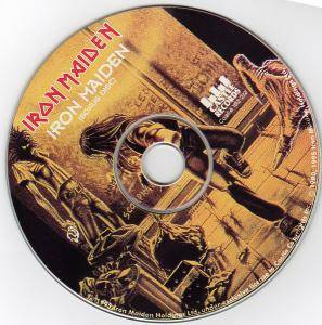 Iron Maiden: Iron Maiden (2-CD) - Bild 4
