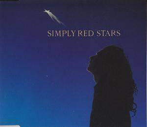 Simply Red: Stars - Cover