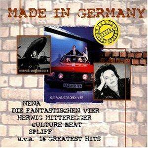 Made In Germany - Cover