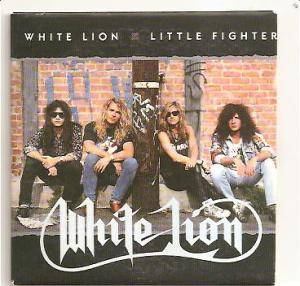 White Lion: Little Fighter - Cover