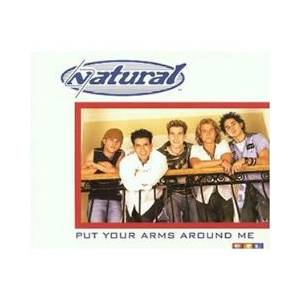 Cover - Natural: Put Your Arms Around Me